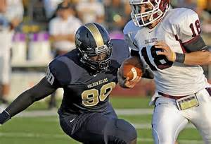 Former Concordia St. Paul defensive end Zach Moore has been promoted