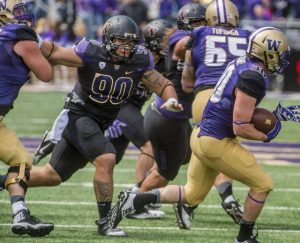 Taniela Tupou has overcome quite a bit and this kid will be on an NFL roster. Amazing athlete