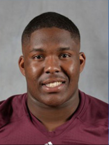 On the same day Texas State hired a new coach they lost their defensive tackle