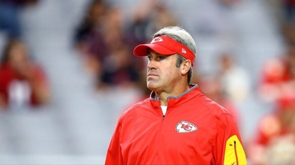 Chiefs OC Doug Pederson is considered tge leading candidate for the Eagles coaching gig