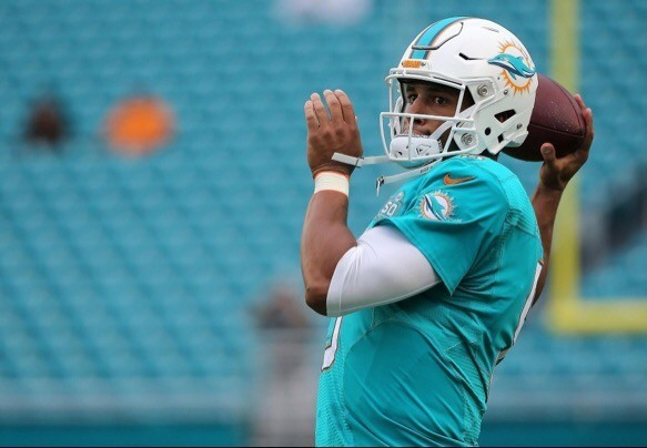 A few month ago Josh Freeman was in the FXFL, now he is starting