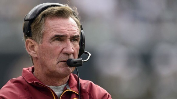 Dolphins are interviewing Mike Shanahan