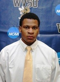 West Virginia State University wide out Timothy Canady is a fast wide out with good hands